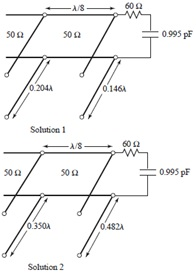 impedance matching microwave engineering POZAR chapter 05