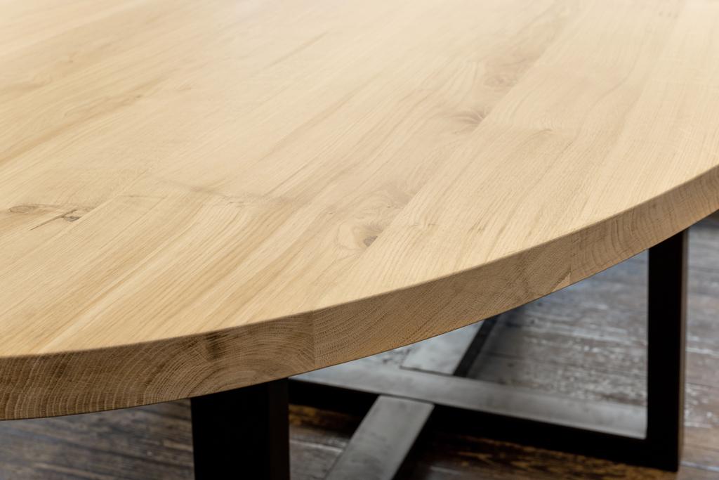 unfertige Holztischplatten zu verkaufen