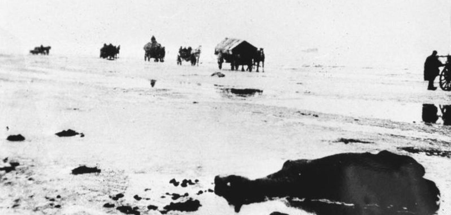 Datei:Bundesarchiv Bild 146-1990-001-30, Flüchtlingstreck.jpg