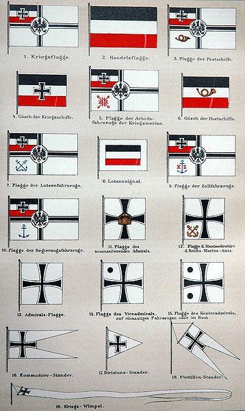 Datei:Deutsches Reich Flaggen.jpg