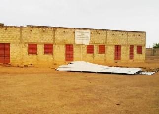 Burkina Faso Morija