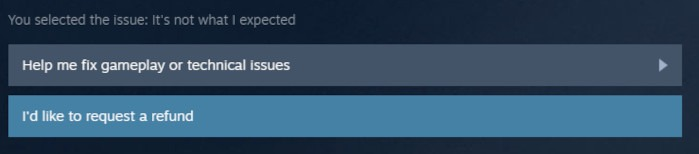 So erstatten Sie Spiele auf Steam Schritt 4