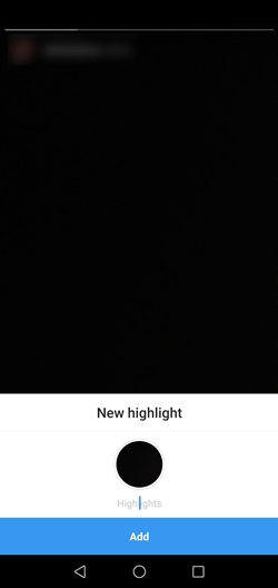 neues Highlight