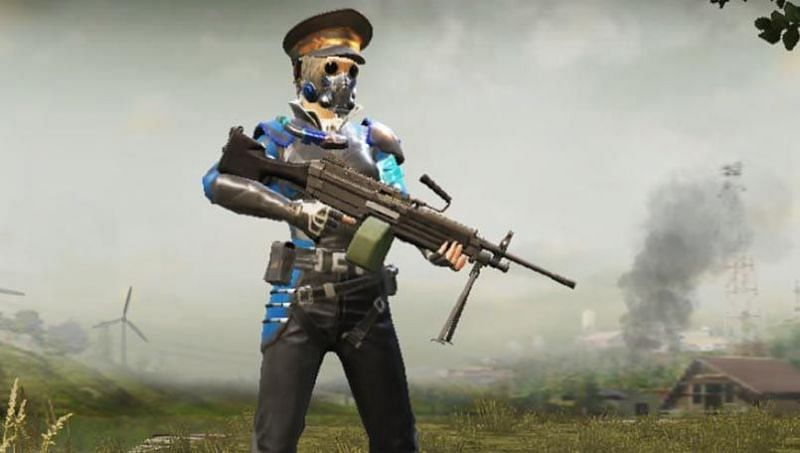 M249 (Bild über dailynews.com)