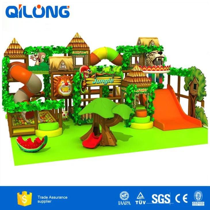 IndoorSpielplatz fr Hersteller Lieferanten und Fabrik  Grohandel Produkte  Qilong