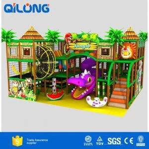 IndoorSpielplatzHersteller Zulieferer und Fabrik  GrohandelIndoorSpielplatz  Qilong