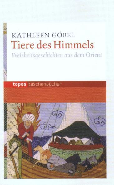 """Cover of Kathleen Göbel's book """"Animals of Heaven"""""""