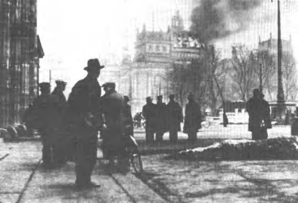 Der Reichstagsbrand und der Streit um die Tterschaft  es