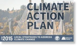 Multnomah County climate action