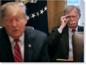 trump and bolton