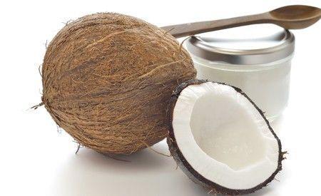 Kokosöl, Kokosnuss