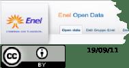ENEL esce dalla beta, cambia licenza in CC-BY ed ora è OpenData