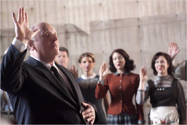 Filmszene aus Hitchcock mit Anthony Hopkins; Quelle: Filmstarts.de