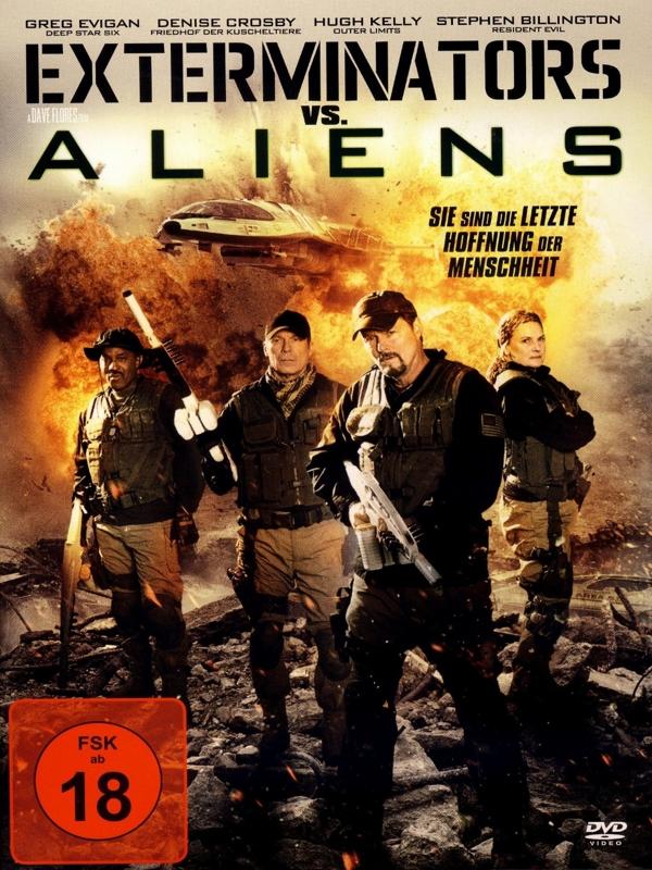 Exterminators vs Aliens  Film 2013  FILMSTARTSde