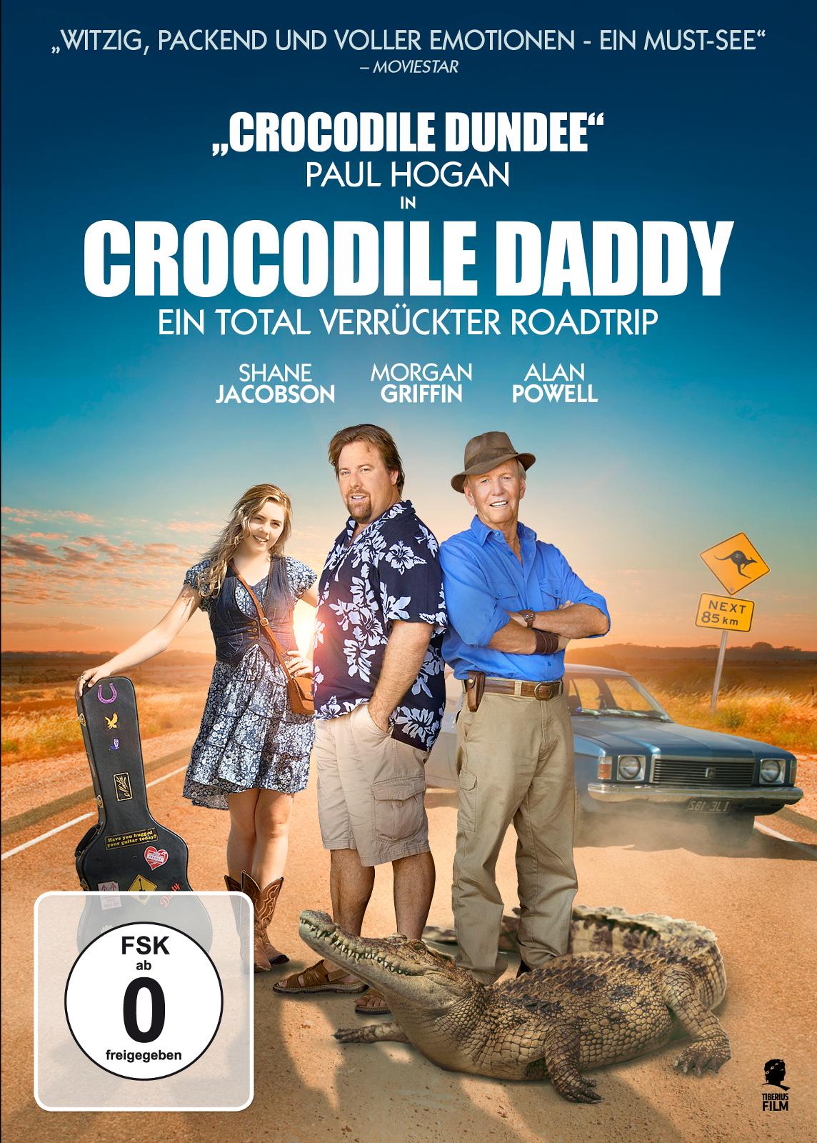 Crocodile Daddy  Ein Total Verrückter Roadtrip  Film