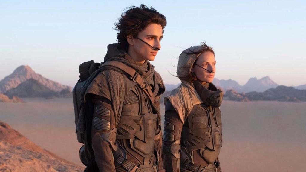 """Der erste Trailer zu """"Dune"""": Bald! Aber nur exklusiv im Kino? - Kino News -  FILMSTARTS.de"""