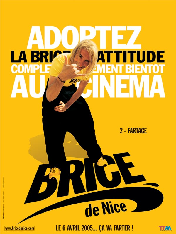 Brice De Nice 2 Streaming : brice, streaming, Poster, Waves, Brice, FILMSTARTS.de