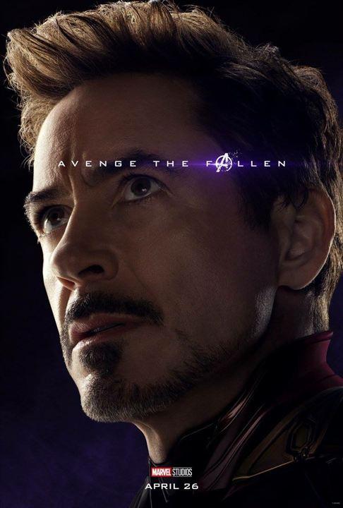 32 neue avengers endgame poster