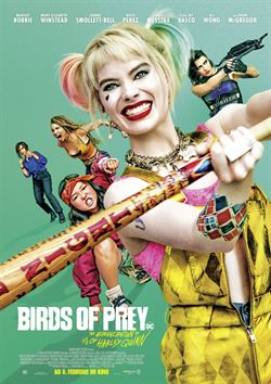 Birds Of Prey Stream Deutsch