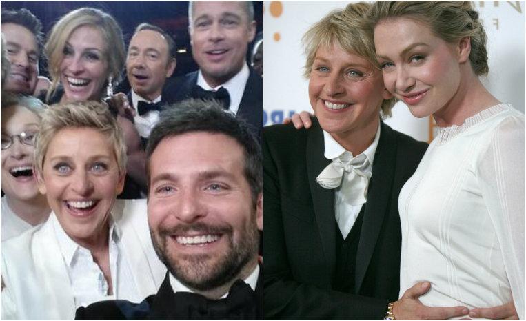 La Historia De Amor Que Le Cambió La Vida A Ellen