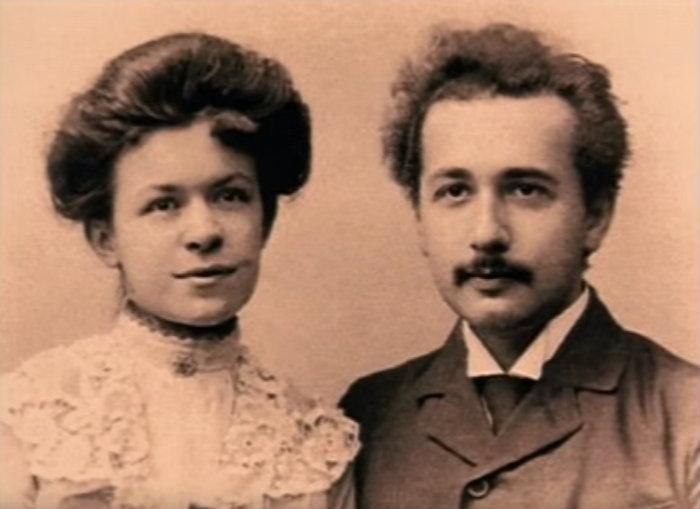 albert einstein, esposa de eisntein, mileva maric, ciencia, parejas de cientificos, mentes brillantes