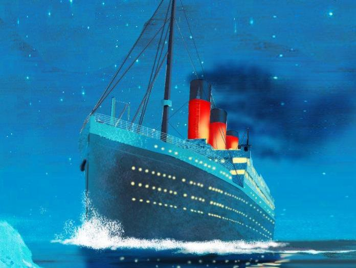 titanic, hundimiento del titanic, fantasmas del titanic, leyendas del titanic,