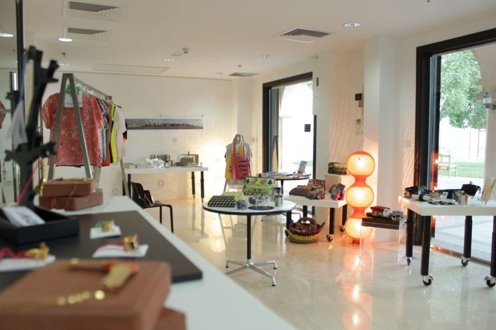 Beirut pop up shop opening in Doha (1/6)