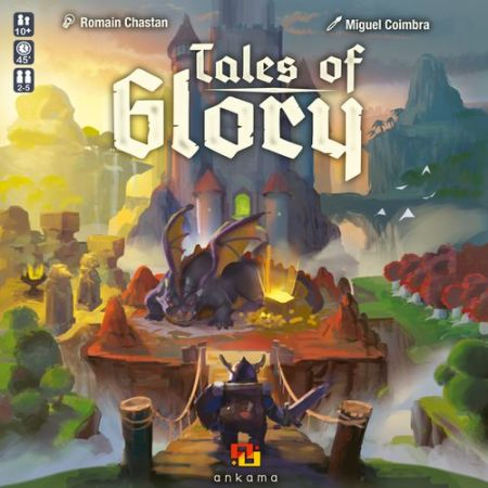 TALES OF GLORY CASTELLANO