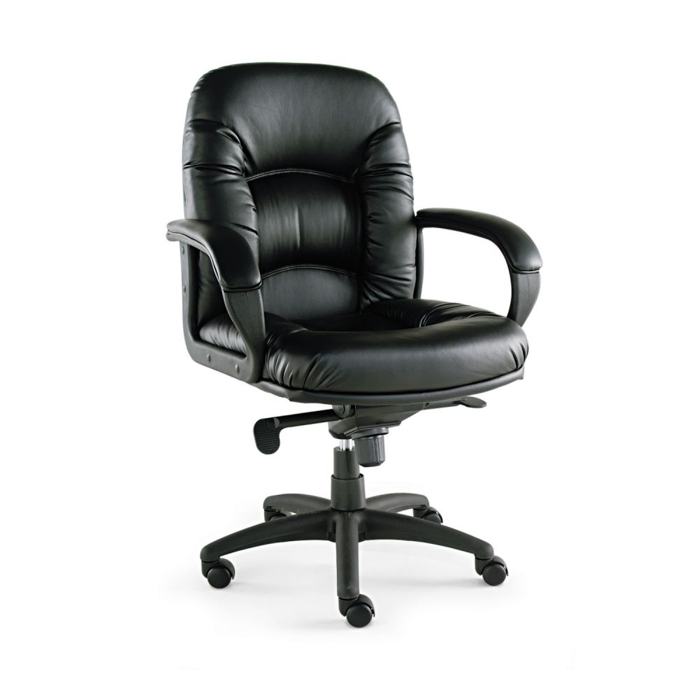 Alera Office Chairs Alera Nico Series Mid Back Swivel Tilt Office Chair