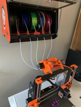 Prusa style RepBox by Repkord