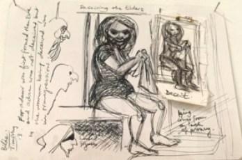 The Image as Burden, tentoonstelling Marlene Dumas