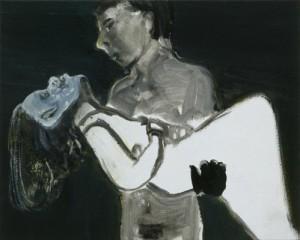 The Image as Burden, Marlene Dumas, 1993