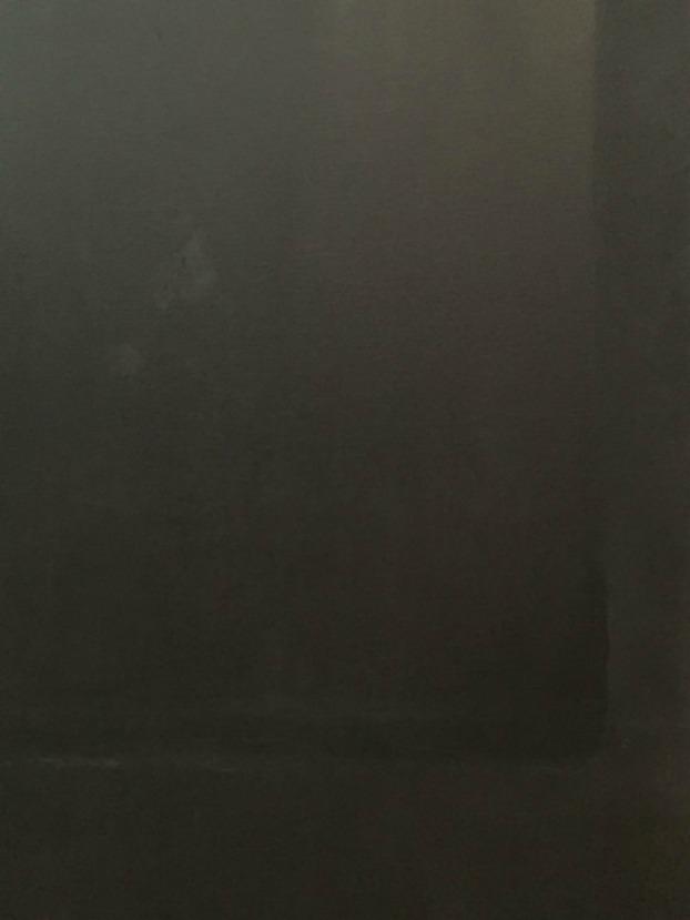 Mark Rothko. Detail Nr. 5, 1958. Gemeentemuseum Den Haag, 2014.