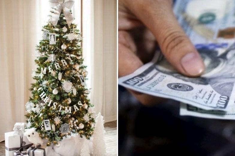 Resultado de imagen para comprar dolares en navidad