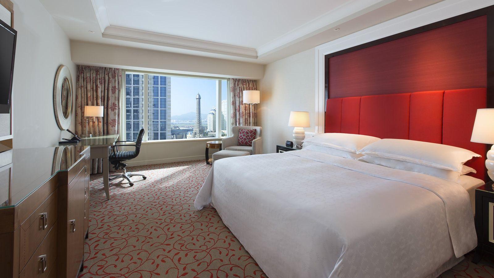 Starwood Suites Sheraton Grand Macao Hotel Cotai Central