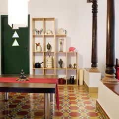Flooring Ideas For Living Room India What Color Should I Paint The 9 Popular Suitable Indian Homes Hand Painted Tile