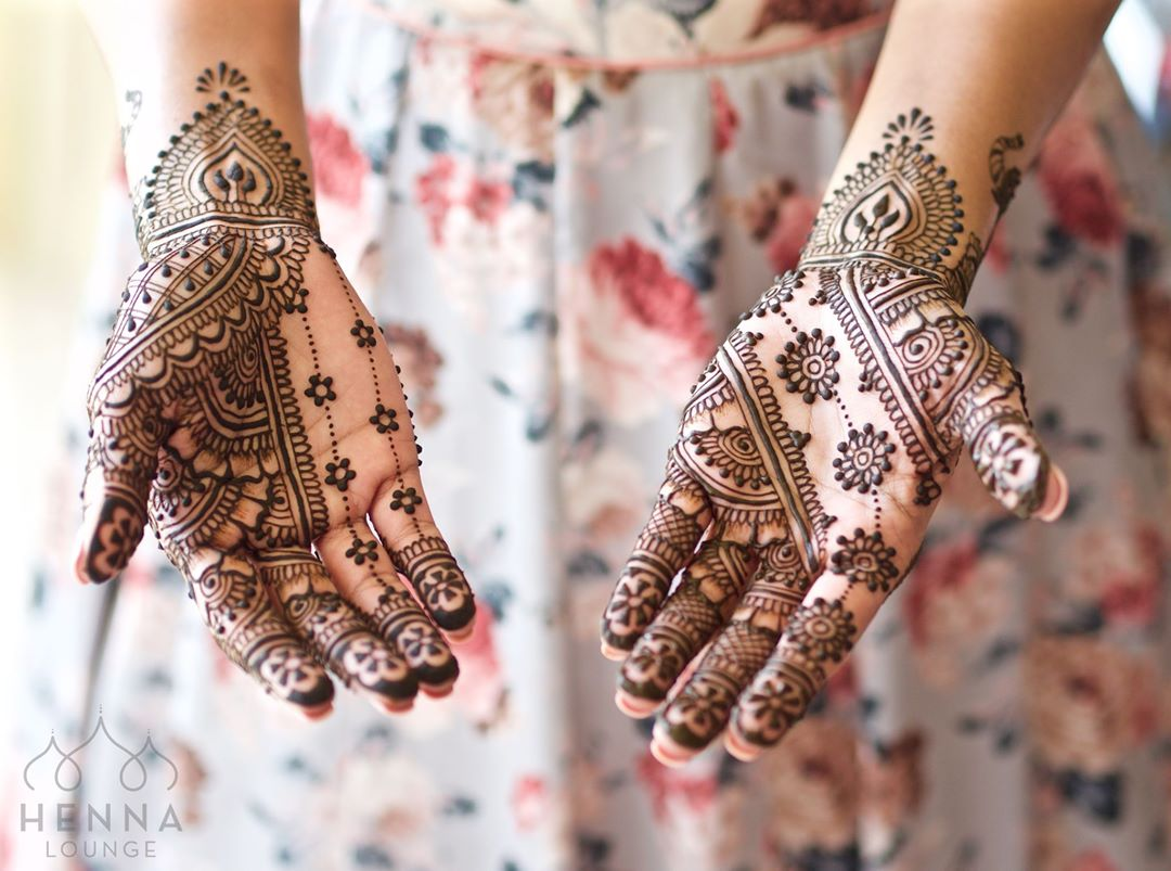 Bridal Mehndi Designs 2019 New Style Simple