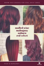 choose hair colour