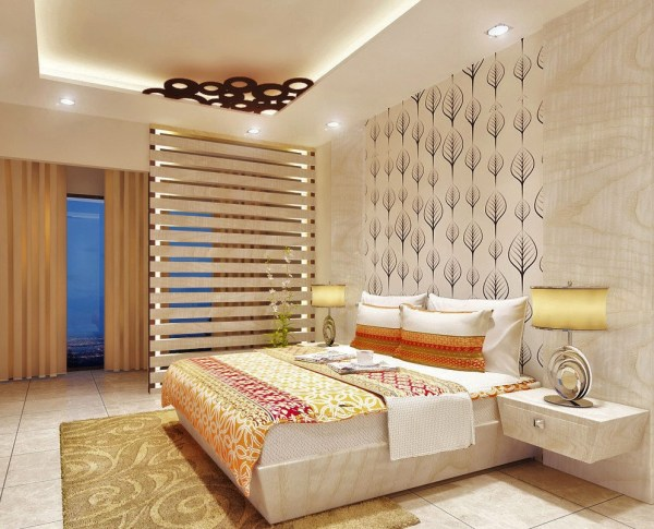 master bedroom ceiling design False Ceiling Designs for Bedrooms: 9 Ideas You Will Love