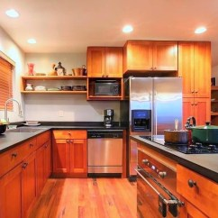 Kitchen Of India Countertop Prices What S The Best Material For Cabinets In Open With Wooden And Island Stove