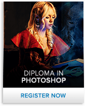 Diploma in photoshop