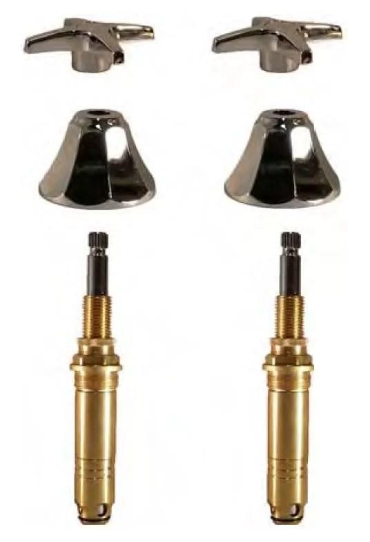 rebuild kit for kohler 2 handle tub or shower valves