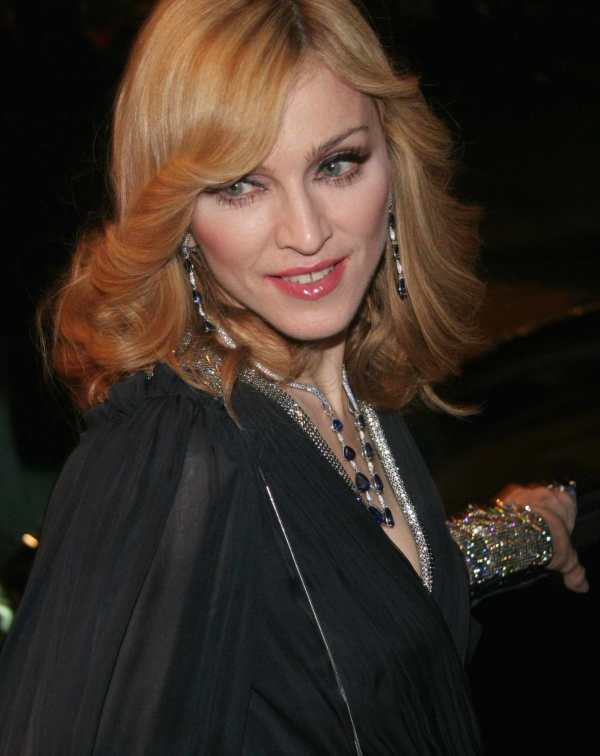 Madonna Louise Veronica Ciccone Ritchie