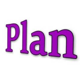 Plan for Lent