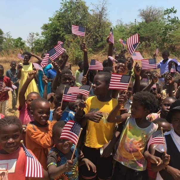 africachildrenflags