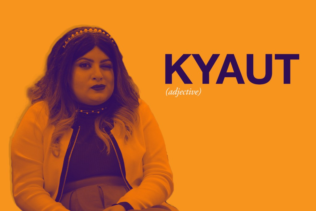 Mallika Dua Nominates 'Kyaut' as Oxford Word of the Year
