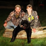 Fall '16 Bear hunt, Mike & Devin