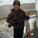 Tyler spending Christmas break hunting