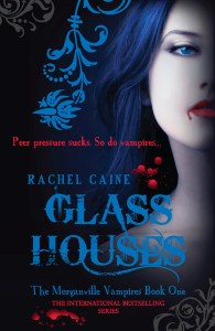 Review: Glass Houses by Rachel Caine
