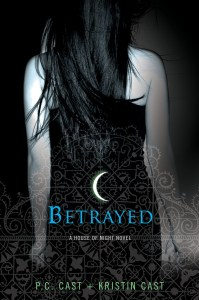 Review: Betrayed by P.C. and Kristin Cast